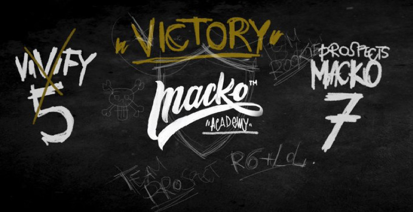 MACKO academy vittoria R6S