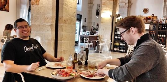 Sirboss e J3n4 dei MACKO a Monopoli