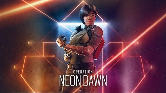Operation Neon Dawn Rainbow 6 Siege