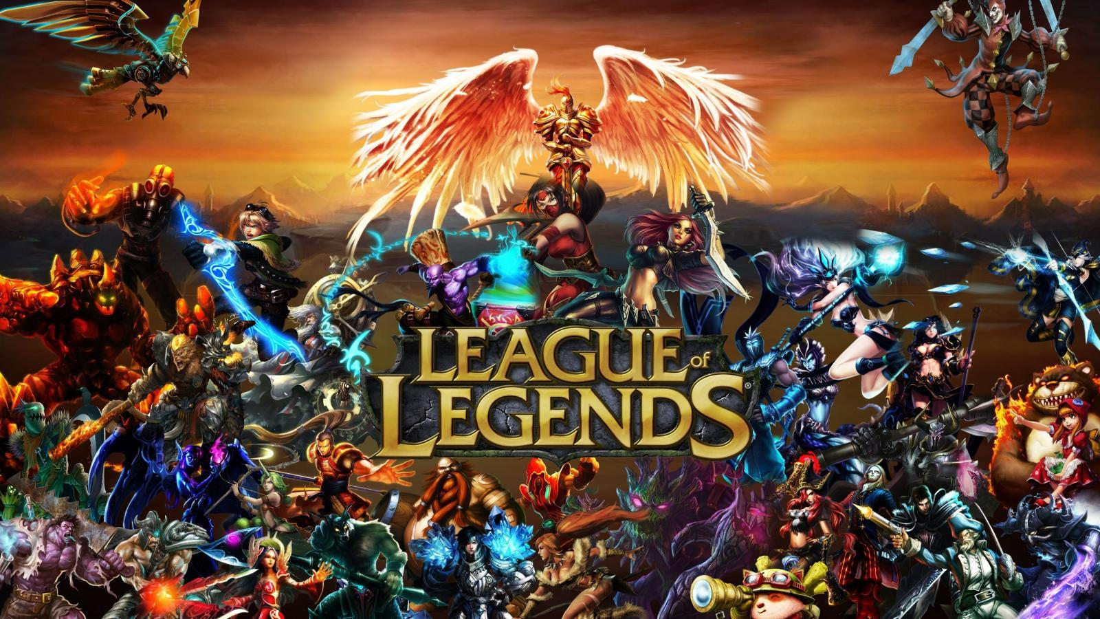League of Legends 2