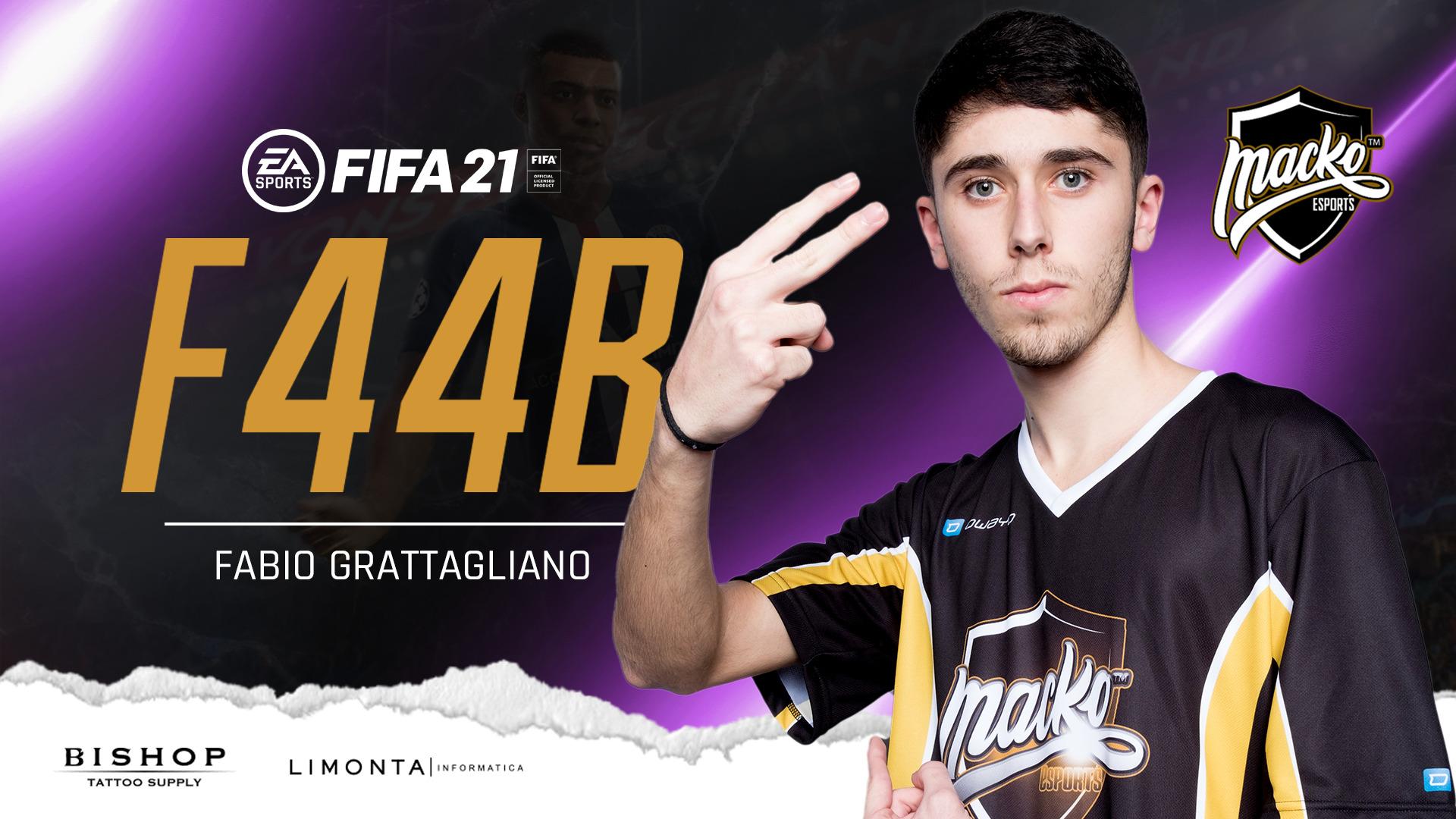 MACKO Esports Fifa21